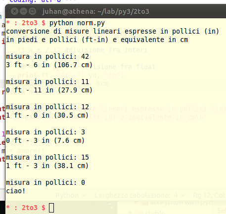 python how to return an error for non int input