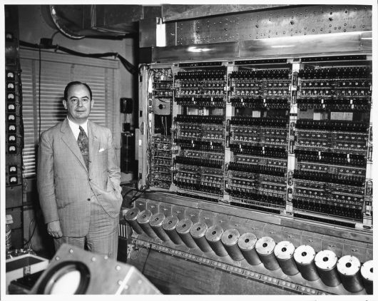 John Von Neumann e il MANIAC