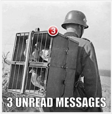 3 unreaded messages