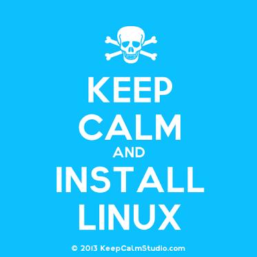 KeepCalmStudio.com--[Skull-Crossed-Bones]-Keep-Calm-And-Install-Linux