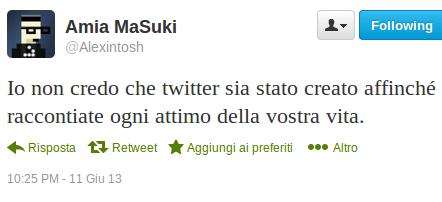 mission Twitter