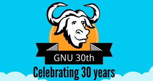 GNU_30th_landing_page_banner