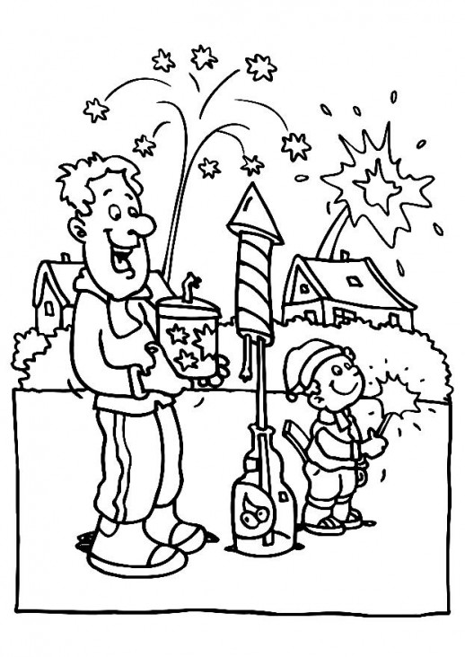a-boy-and-his-father-making-fireworks-to-celebrate-new-year-