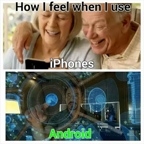 androidVSiphone