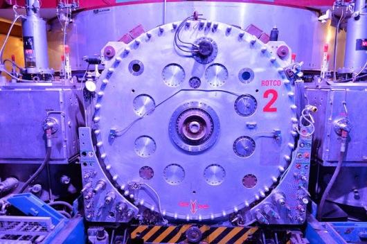 Synchrocyclotron - Jacques Hervé Fichet © CERN