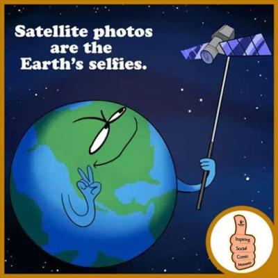 earth+selfie