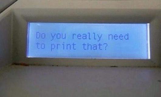 print?