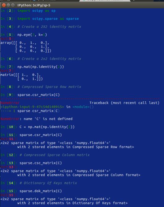 Python | Ok, panico | Pagina 12